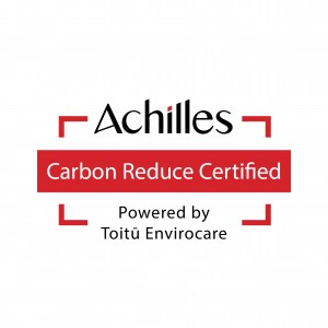 Achilles Carbon Reduce Stamp - Certified