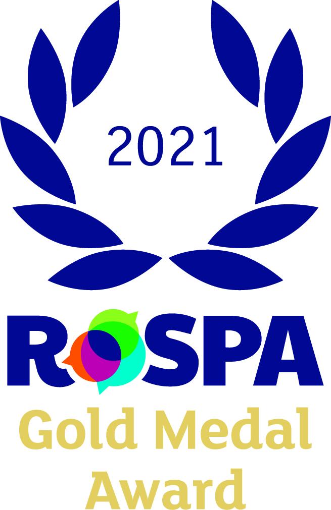 2021_Gold Medal Award
